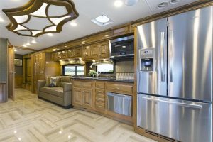 Full Size House Refrigerator in Your RV