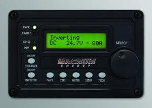 Inverter Magnum Control Panel