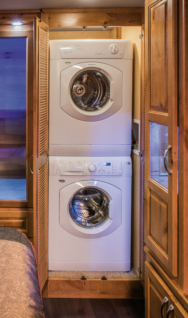Washer Dryer Closet Welcome To Rvtech