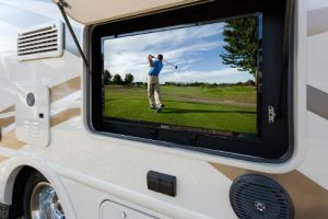 motorhome-TV