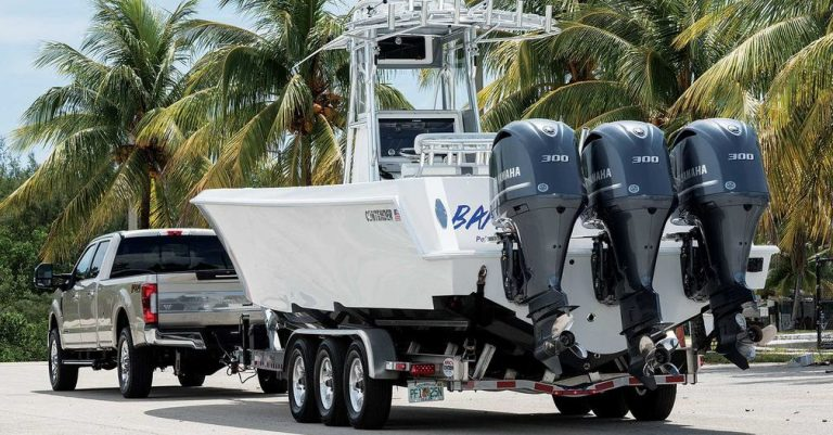 Boat Trailer Services